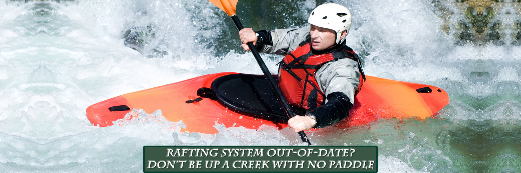 Rafting and tour activity reservation software with online reservations